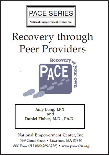 Recovery Through Peer Providers